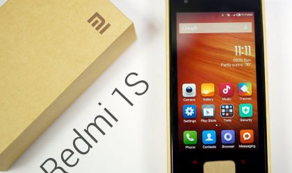 Increase Internal System Storage on Redmi 1S to 1.2GB (from 800MB) with this Hack
