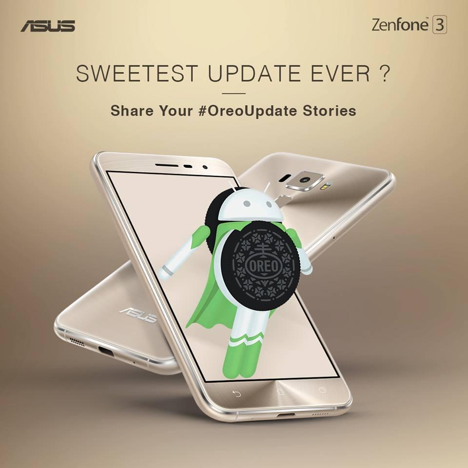 ZenFone 3 Oreo