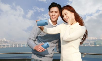 Coral Blue 64GB Galaxy S7 Edge now official in Korea [Launch]