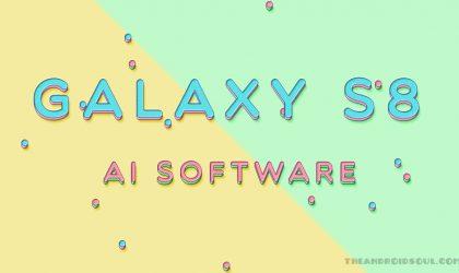 Samsung confirms AI software for Galaxy S8, hello Bixby!