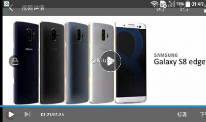 This Galaxy S8 render looks so real!