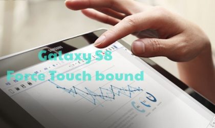 Galaxy S8 rumored to feature 3D touch