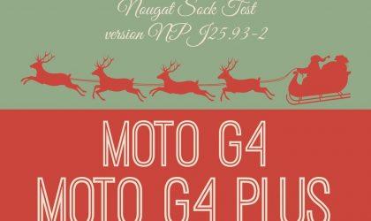 India gets Moto G4 Plus Nougat update [NPJ25.93-11]