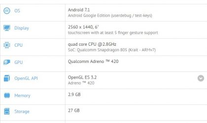Motorola Nexus 6 running Android 7.1 finally, release expected soon