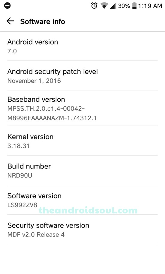 sprint-g5-nougat-release