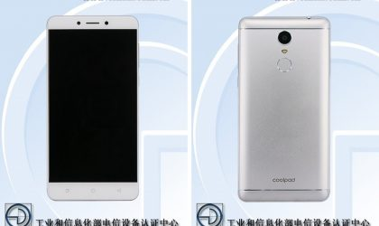 Coolpad 8739 and 5830CA Specs revealed, features 5.5-inch display and 3GB RAM