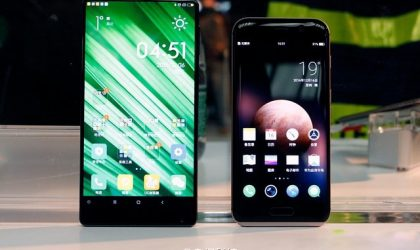 Check out Honor Magic vs Xiaomi Mi Mix in Images
