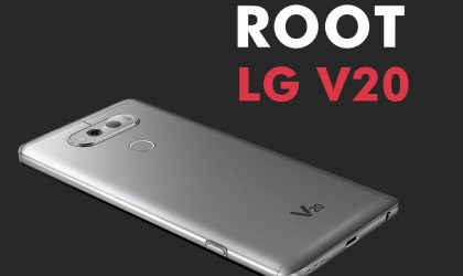 [How to] AT&T and Verizon LG V20 Root, TWRP and Bootloader Unlock with DirtySanta exploit