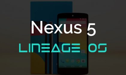 Nexus 5 Lineage OS 14.1 ROM arrives unofficially