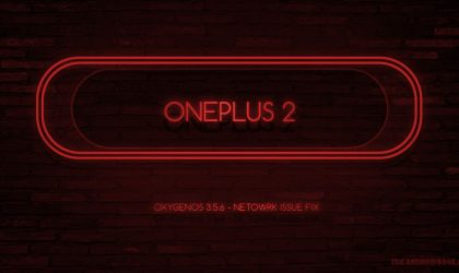 OnePlus 2 network issue fix available as OTA [OxygenOS 3.5.6 update]
