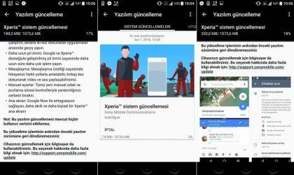 Download Xperia XZ Android 7.0 Nougat OTA [Trick]
