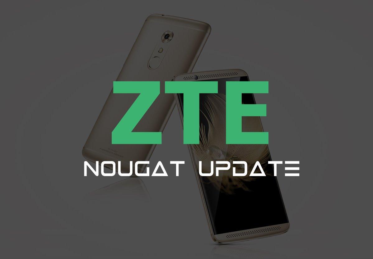 zte grand x 4 nougat update Data Access pricing