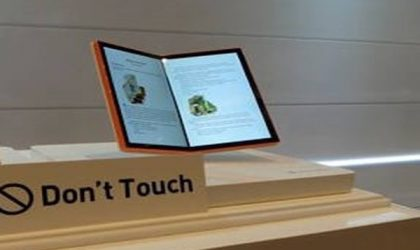 LG Display partners with Google and Apple for out-foldable displays