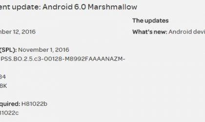 AT&T releases minor software update for LG G4 [H81022C]