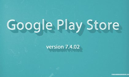 Google Play Store APK v7.4.02 for Android Wear available for download