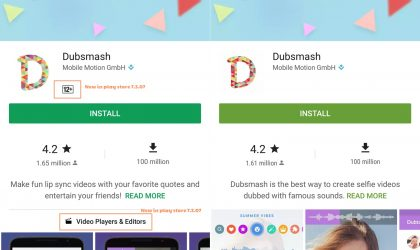 Play Store 7.3.07: What's new