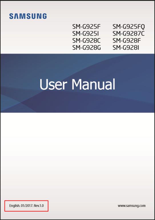 Galaxy-S6-Nougat-Manual