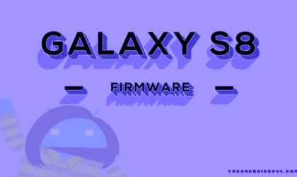 Galaxy S8 Firmware download [stock ROM, all variants]