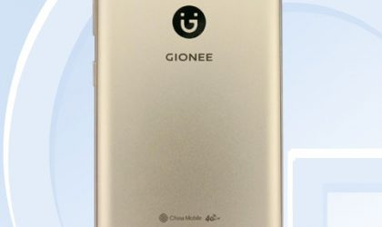 Gionee F5L (F5 Light) specs and images leak out