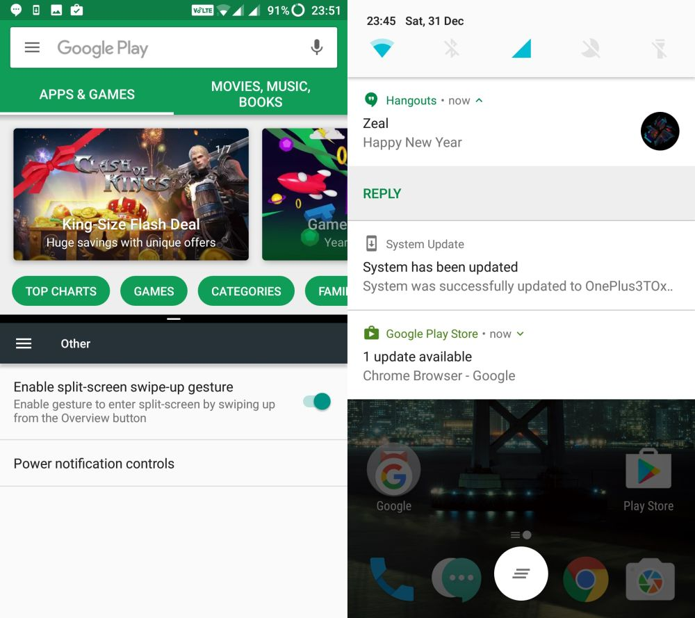 how to clear android keyboard cache in nougat