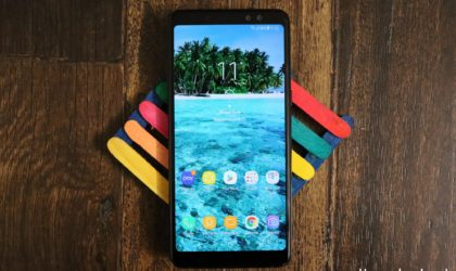 Samsung Galaxy A8+ review: A false hope!