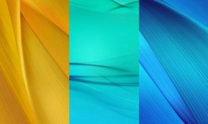Download Asus Zenfone 3 stock wallpapers