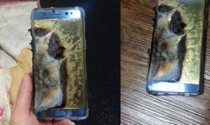 Galaxy Note 7 explosions apparently caused due to inconsistent battery size