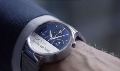Original Huawei Watch has an NFC chip, may get Android Pay through an OTA update