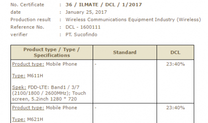 Meizu M5 and M5 Note Europe release nears, certified by P3DN