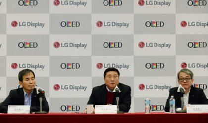 Samsung, LG seek partnership ending old rivalry