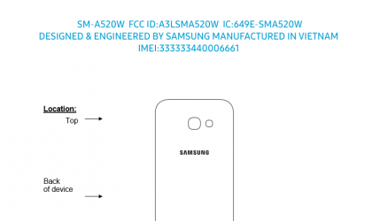 Galaxy A5 2017 Canada release is close, device clears FCC