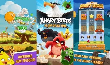 Latest Angry Birds update introduces Piggy Farm episode with 15 new levels available right away
