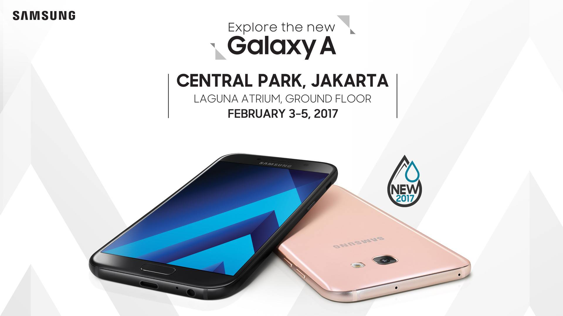 samsung galaxy a7 a5 and a3 2017 edition to launch on february 3 in indonesia. Black Bedroom Furniture Sets. Home Design Ideas