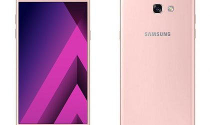 Galaxy A7 2017 Nougat update status and release date