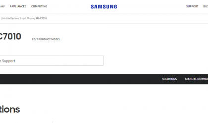 Galaxy C7 Pro to release soon in Hong Kong as support page goes live! India and Europe next?