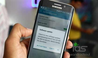 Samsung Galaxy S6 and S6 Edge get February security update