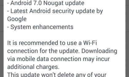 HTC 10 Nougat update resumes in Mainland Europe