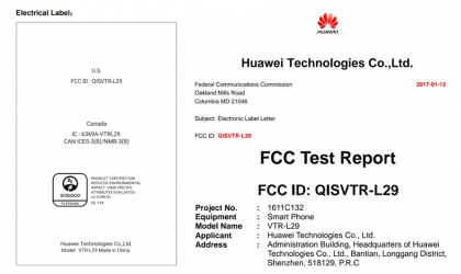 Huawei P10 US and Canada release seemingly confirmed, clears FCC