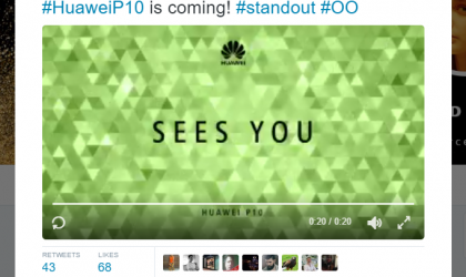 Huawei teases P10 before MWC launch date