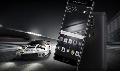 Huawei Mate 9 Porsche edition releases in Netherlands