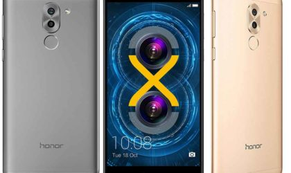 Huawei Honor 6X Deal: Get unlocked 32GB variant for $182 on Best Buy with free $40 Cricket refill card
