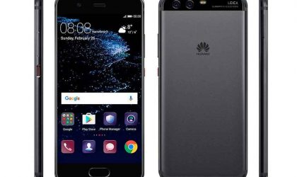 Huawei P10 press render leaked 3 days ahead of MWC launch