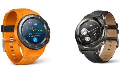 Huawei launches Watch 2, Watch 2 Classic and Porsche Design Smartwatch at MWC 2017