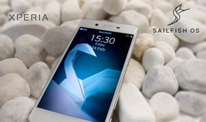 Sailfish OS for Xperia phones to release officially by the end of Q2