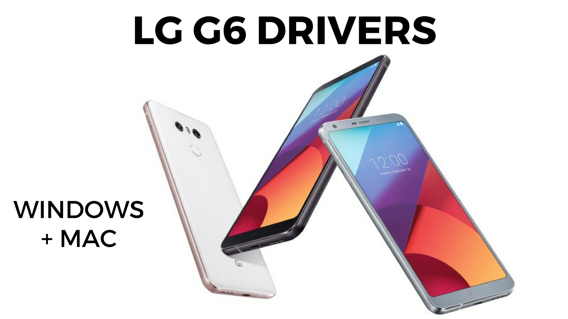 Lg miscellaneous drivers for mac download
