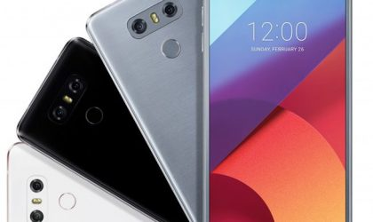 LG G6 release date set for March 28th in Australia, will be available via Telstra