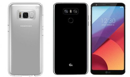 LG G6 to go on sale from March 10th, Samsung Galaxy S8 global launch on April 21st