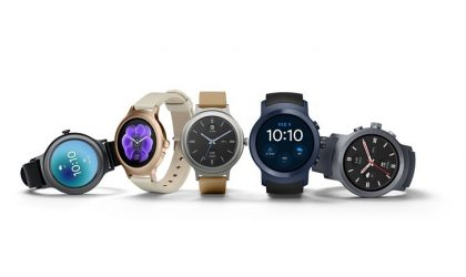 LG Watch Style, Watch Sport with Android Wear 2.0 releasing on Feb 10th