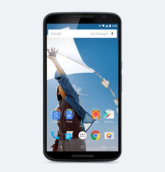 Nexus 6 (shamu) receives Lineage OS 14 1