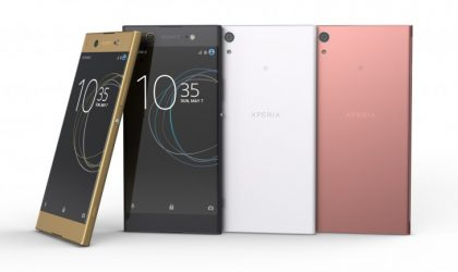 Sony Xperia XA1 and XA1 Ultra also announced at MWC